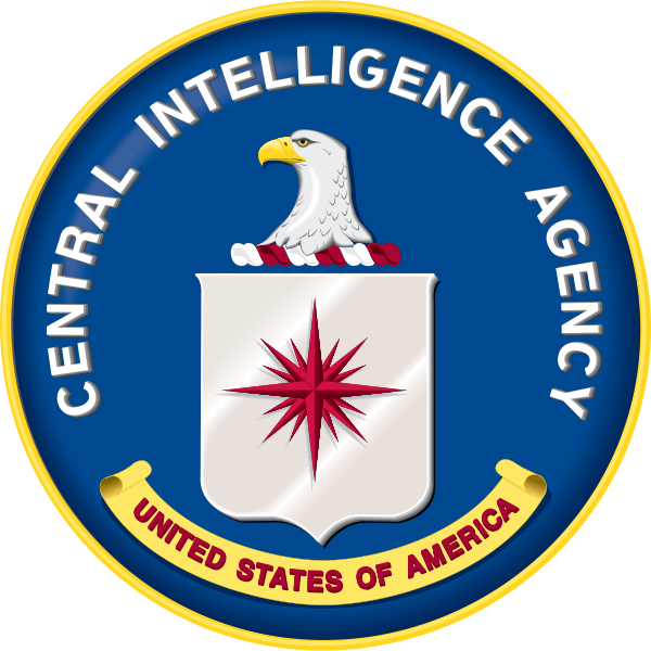 El despacho del Director de la CIA
